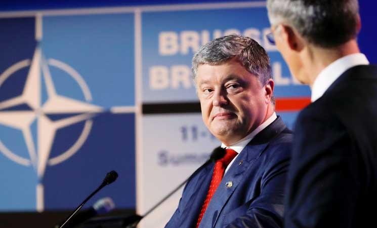 رئيس أوكرانيا: لست خائفاً من لقاء ترامب وبوتين