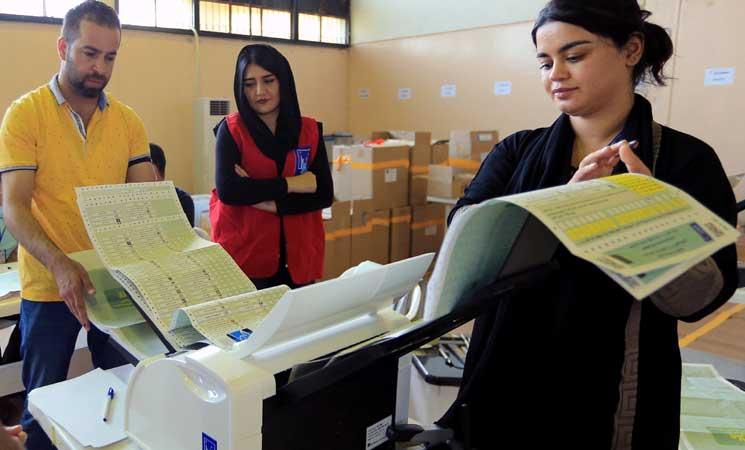 الاتحاد الأوروبي يرسل بعثة لمراقبة الانتخابات في العراق