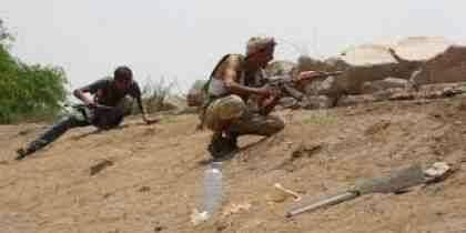 عملية نوعية للجيش توقع قتلى وجرحى حوثيين بالضالع ومصادر تؤكد إفشال محاولة تسلل في ميدي
