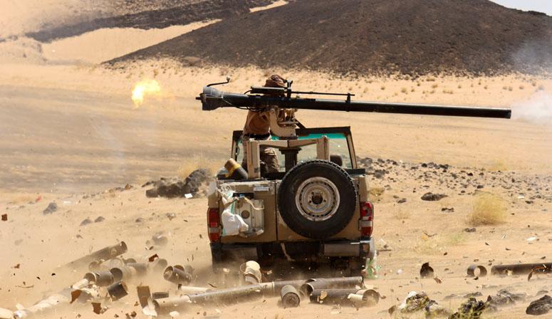 مقتل العشرات من عناصر ميليشيا الحوثي بينهم قيادات في مأرب