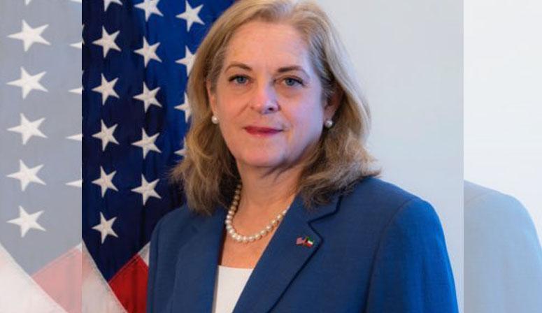 سفيرة أمريكية تدعو العالم لزيادة الضغط على الحوثيين