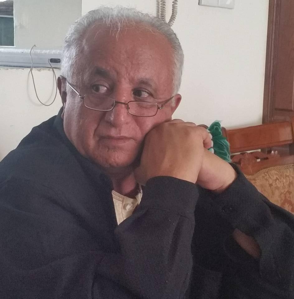 ن والقلم اطلت فأخضر قلبي عطرا عبد الرحمن بجاش
